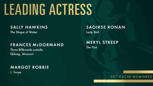 best female actor of Hollywood