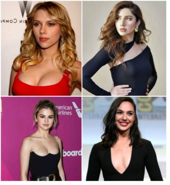 Most Beautiful Women of World