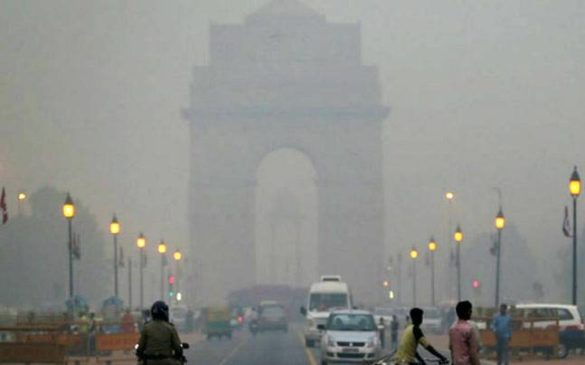 Delhi Pollution Level