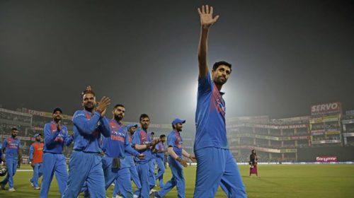 Cricketer Ashish Nehra