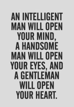 Qualities a Man Should Possess