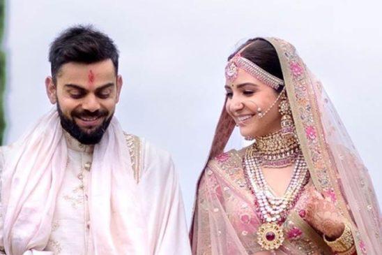 Anushka Sharma Weds Virat