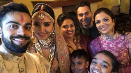 Anushka Sharma Weds Virat Kohli