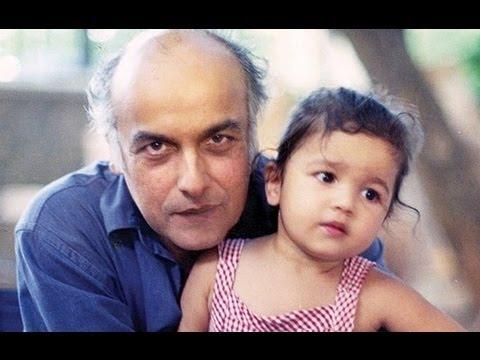 Alia Bhatta Childhood Pics