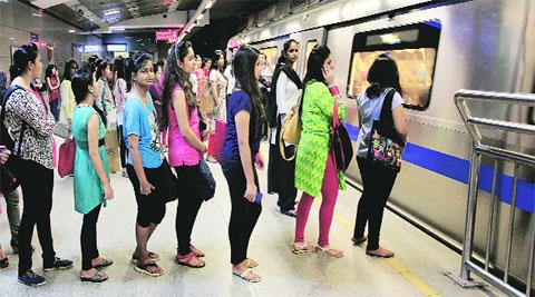 Delhi Metro DTC Card