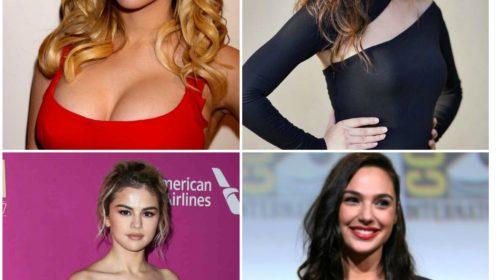 Most Beautiful Women of World