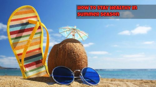 how to stay fit in summer season