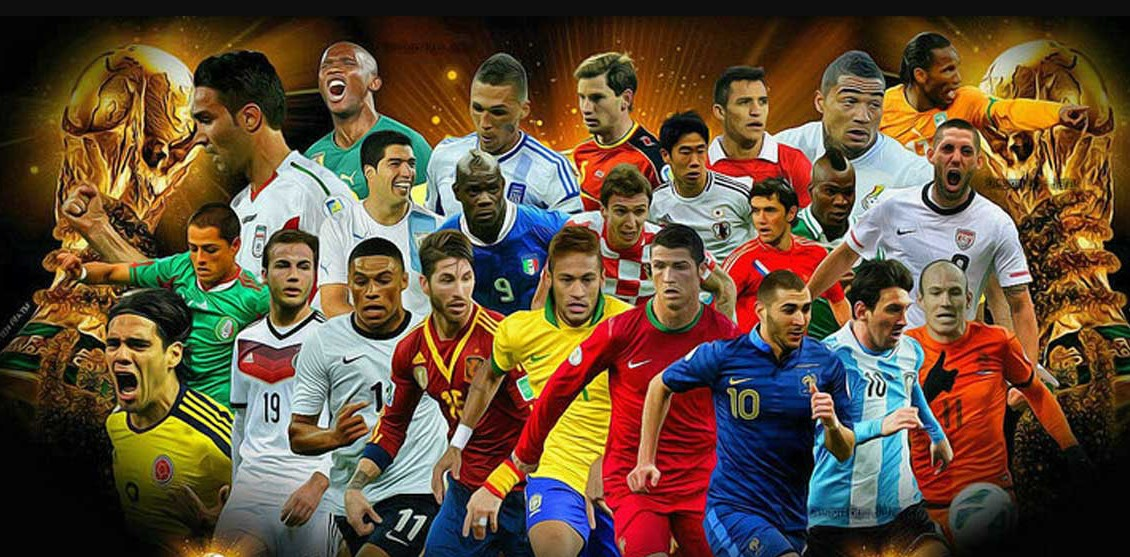 Top 10 Football players of All times
