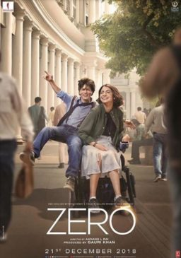 Zero Movie Poster Anushka Sharma