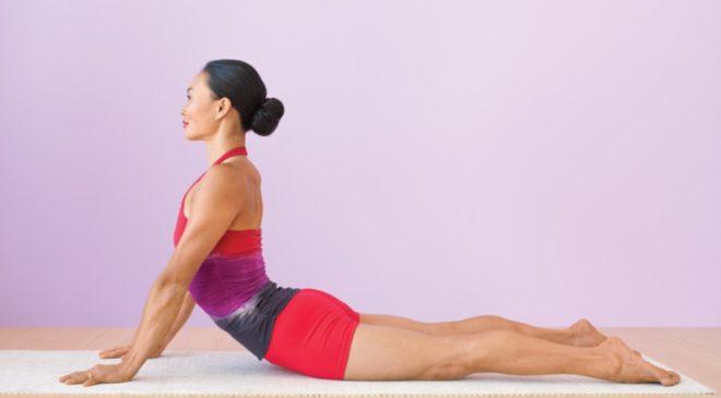 health benefits of Bhujangasana