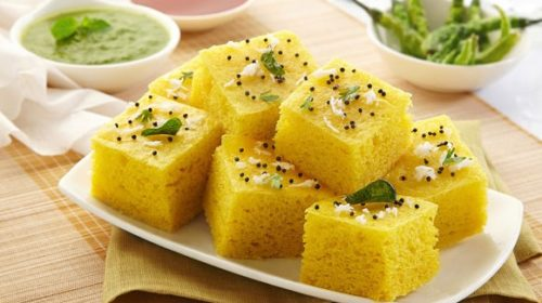 How to make Dhokla at home
