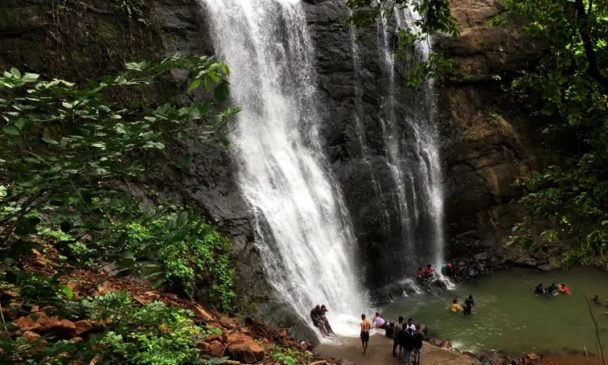 Top WaterFalls of Western India