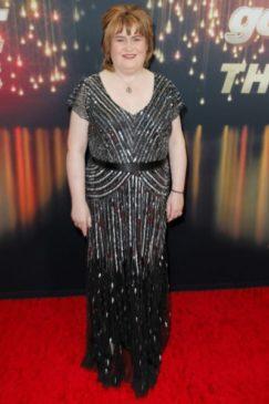 Susan Boyle Weight loss secrets