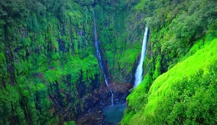 Best Waterfalls of western India