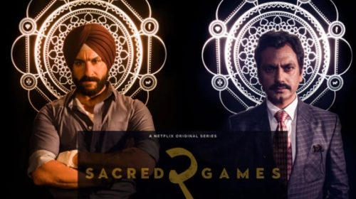 Sacred Games Season 2 Release Date