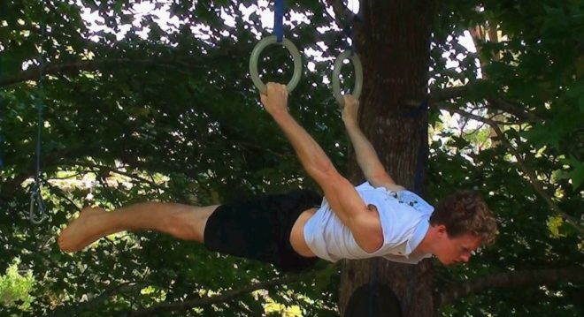 Back Lever Progression Exercises