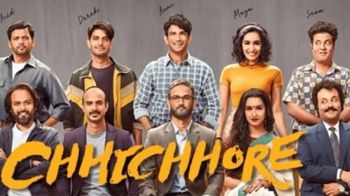 Chhichhore Box Office Collection Day 9