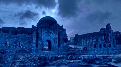 horror places in Delhi