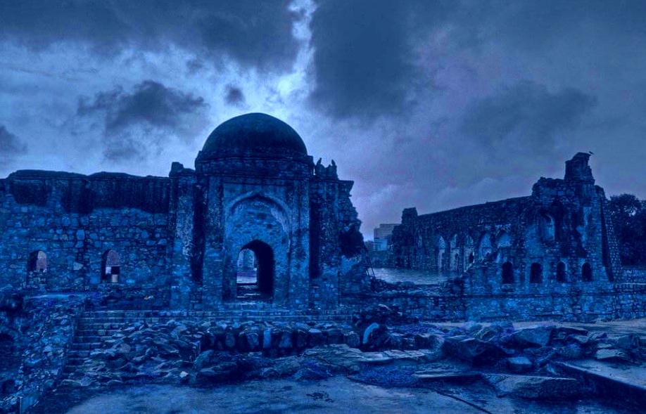 horror places in Delhi